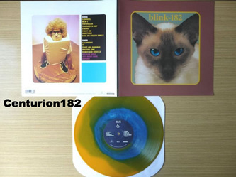 Cheshire Cat Centurion182 My Blink 182 Collection